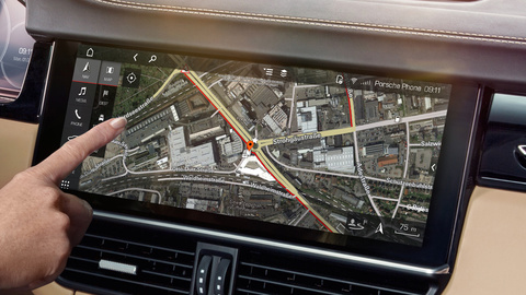 Navigation & Infotainment Package